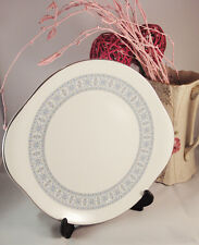Royal Doulton COUNTERPOINT Twin Handle China Cake / Sandwich Plate