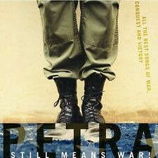 Petra : Still Means War CD (2002)