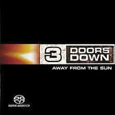 Away from the Sun by 3 Doors Down (CD, Apr-2003, Universal Distribution)