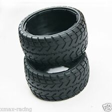 Front On-Road Tire fit 1/5 Rovan King Motor HPI Baja 5B SS US