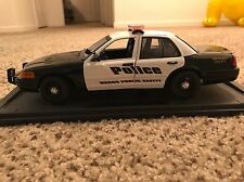 Maricopa Community Colleges Police Public Safety Diecast Car 1:18 Working Lights