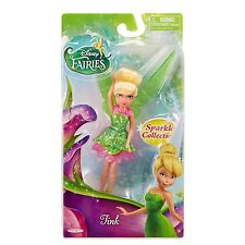 "Disney Fairies - 4.5"" Sparkle Collection Doll - Tink  *BRAND NEW*"