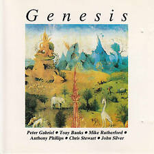 GENESIS - Same (1969/1990) ★ CD Album *17 Tracks
