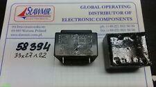 BVEI302-0158 TRAFO BLOCK 230V 1.2VA 230V 18V 1.2VA Low profile transformer