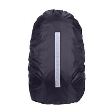 Waterproof Dust Rain Backpack Cover Travel Camping Hiking Outdoor Rucksack Bag