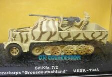 1:72 Carro/Panzer/Tanks/Military SD KFZ 7/2 - Ussr 1944 (29)