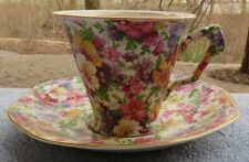 James Kent DuBarry Floral Chintz Cup and Saucer Set