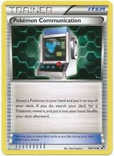 Pokemon Communication 99/114 Black & White MINT!