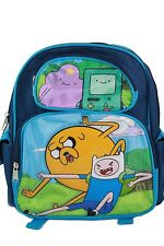 "Adventure Time Finn BeeMo Lumpy Toddler Small Backpack Bag Purse Tote 12"" SALE"