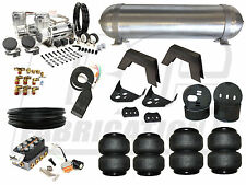 "Air Bag Suspension Kit - 1982 - 2003 Chevy GMC S10 3/8"" FBSS Complete System"