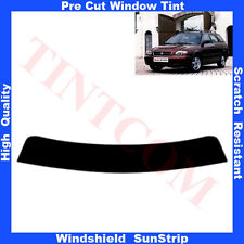 Pre Cut Window Tint Sunstrip for Suzuki Baleno 5 Doors Est 1998-2002 Any Shade