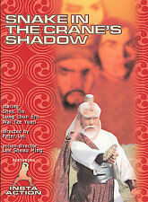 Snake in the Crane's Shadow, DVD, ,