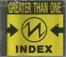 Greater Than One Index