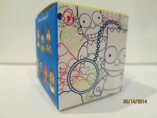 New Kid Robot Simpsons Keychain Blind Box