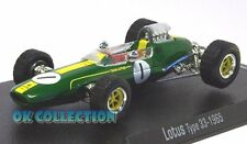 1:43 LOTUS TYPE 33 - RBA F1 (1965) - Jim Clark (023)