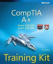 Microsoft Press Training Kit: Comptia A+ (Exam 220-801 and Exam 220-802) Kit...