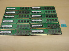 LOT OF 12 x 2GB = 24GB HYNIX PC2-6400 DDR2 800MHZ 2Rx8 MEMORY RAM B1K