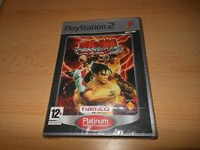 Tekken 5 PS2 Platinum PAL - BRAND NEW SEALED