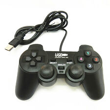 New Wired USB Game Controller Pad Gamepad Joypad Joystick For PC Laptop Computer