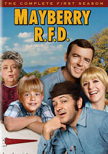 Mayberry R.F.D.: The Complete First Season 1 (DVD, 2014, 4-Disc Set)