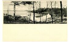 Napanoch NY - POWER HOUSE DAM - Postcard Ulster County