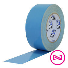 """ProTapes Pro Gaff DOUBLE SIDED CARPET TAPE 2"""" x 25 yd Roll on Blue Liner"""
