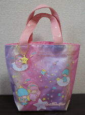 SANRIO 2010 Little Twin Stars MIlky Way Series Tote Bag