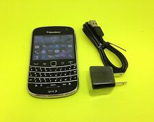 BlackBerry Bold 9930 - 8GB - Black (sprint) Smartphone|Unknown ESN  SOLD AS IS