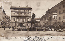 #ROMA- EDIZ. NPG: PIAZZA BARBERINI