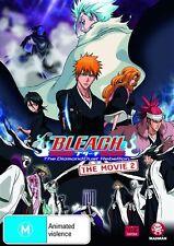 Bleach the Movie 2: The Diamonddust Rebellion NEW R4 DVD