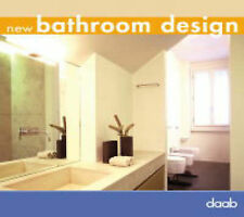 New Bathroom Design by daab (Hardcover, 2004)
