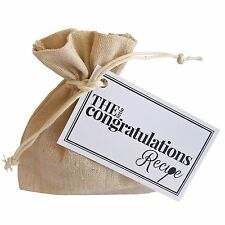 The Little Congratulations Recipe - Unique Gift Token well done passed new job