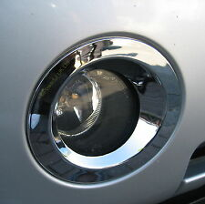 Chrome FOG LIGHT BEZEL for Range Rover L322 Vogue 2002-05 front bumper lamp spot