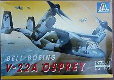 Bell Boeing ITALERI V-22A Osprey 1:72 No 175 Aereo Marines Model kit Guerra Raro
