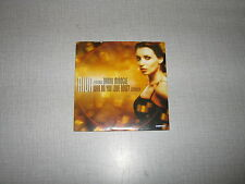 RIVA DANNII MINOGUE CD SINGLE WHO DO YOU LOVE NOW