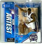 Ron Artest Sacramento Kings NBA McFarlane action figure NIP NIB Metta World