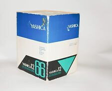 Minty Yashica Mat 12 TLR Perfect Working in box. Free Worldwide Shipping.
