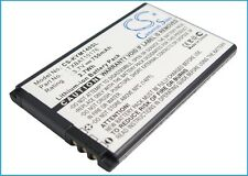 3.7V battery for Kyocera S4000, Laylo M1400, S4000 Mako, Mako E1100, Mako S4000,