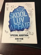Kpop BTS skool luv affair special addition. No photocard. 2 disc.