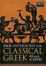 OCR Anthology for Classical Greek as and A-Level by Bloomsbury Publishing PLC...