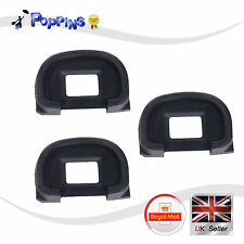 3 X New Ec-II Eyecup Ec II for Canon Ec-II / EOS 1N 1V 1Ds 1D Mark II  UK Stock