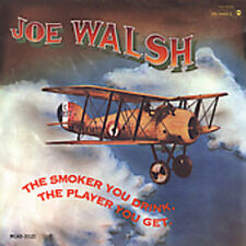 Smoker You Drink The Player You Get - Joe Walsh (1987, CD NIEUW)