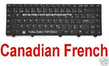Dell Vostro 3300 3400 3500 Keyboard - 06WN5N  Canadian French CF