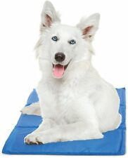Hugs Chillz Mat Cooling Dog Bed XL Cool Gel Pet Pad Chilly Vinyl EXTRA LARGE