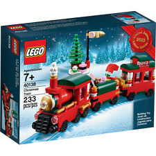 LEGO 40138-Weihnachtszug-Christmas Train-Limited Edition 2015-OVP-Neu-New