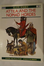 Attila And The Nomad Hordes Osprey Reference Book