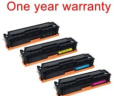 4pk non-OEM print ink toner cartridge for HP LaserJet M451dw color laser Printer