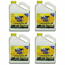 Spray and Forget SF1G-J 1 Gallon Concentrated Eco-Friendly Roof Cleaners, 4-Pack