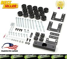 "1.5"" Body Lift Kit 2WD/4WD 2009-2017 Dodge Ram 1500 Zone Offroad D9150 m/USA!"