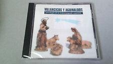 """CD """"VILLANCICOS Y AGUINALDOS ANTOLOGIA DE LA MUSICA POPULAR ESPAÑOLA"""" 14 TRACKS"""